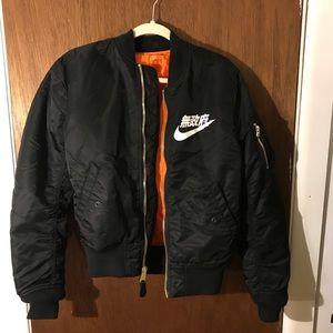 Alpha Industries Jackets \u0026 Coats   Nike
